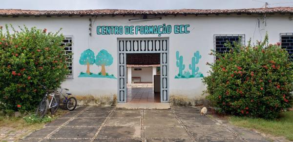 No Centro de Formação ECC, bairro- Oeiras nova, crianças podem sonhar com um futuro melhor em razão a um projeto social.