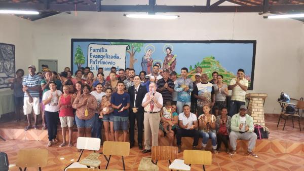 550 famílias serão beneficiadas com o loteamento Sagrada Família em Oeiras