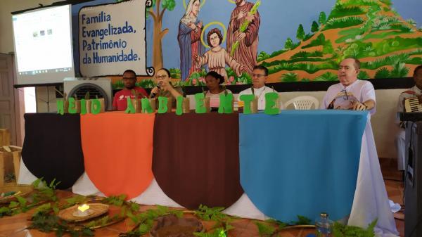 Cuidando da casa comum: Seminário promovido pelo CEFAS reuniu órgãos e entidades em Defesa do Meio Ambiente