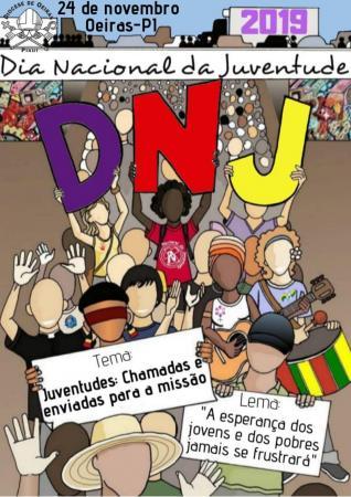Diocese de Oeiras se prepara para o Dia Nacional da Juventude – DNJ
