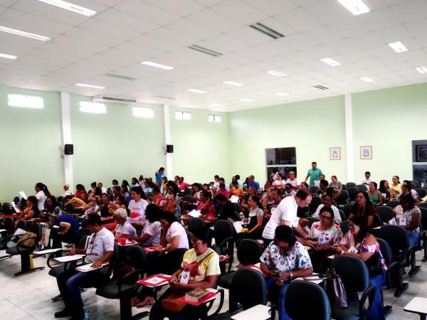 Assembléia Diocesana do Dízimo é realizada na diocese de Oeiras