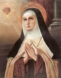 Festa de Santa Teresa de Ávila acontece nessa terça-feira dia 15 de outubro