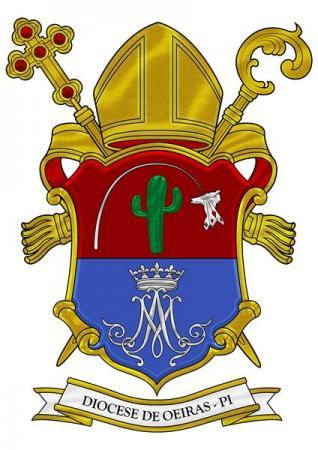 Diocese de Oeiras apresenta seu novo Brasão