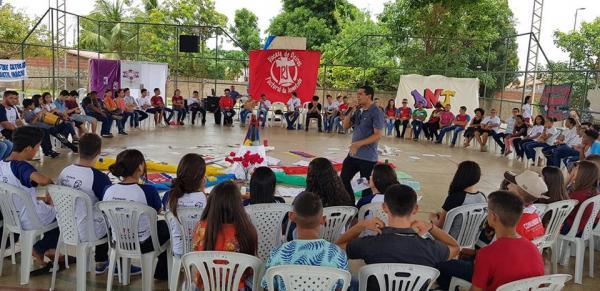 Jovens da Diocese de Oeiras celebram o Dia Nacional da Juventude