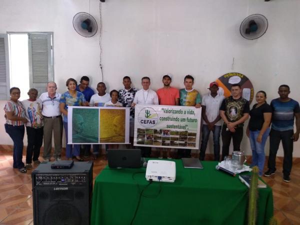Assembleia ordinária do CEFAS é realizada em Oeiras