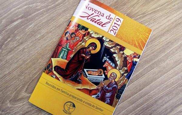Paróquia Sagrada Família convida as famílias a viverem a Novena de Natal