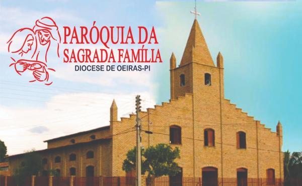 Confira a programação Paroquial da Paróquia da Sagrada Família Oeiras