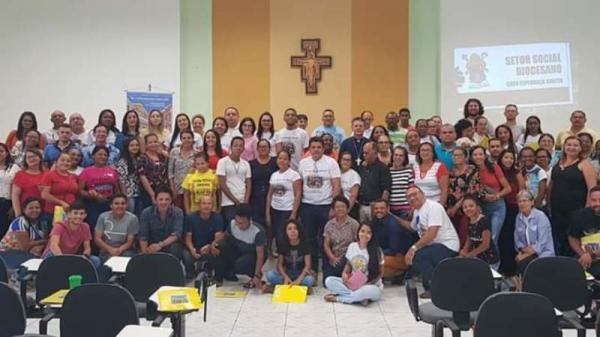 Diocese de Oeiras promove estudo sobre a Campanha da Fraternidade 2020