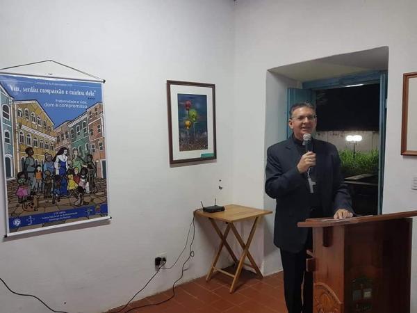 Mensagem de Dom Edilson Nobre por ocasião da abertura da Campanha da Fraternidade e inauguração da Casa Esperança Garcia