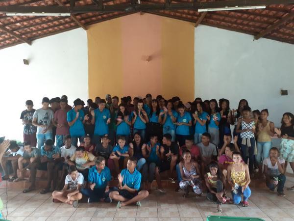 Alunos da escola família agrícola Efade IV recebem certificados de cursos profissionalizantes