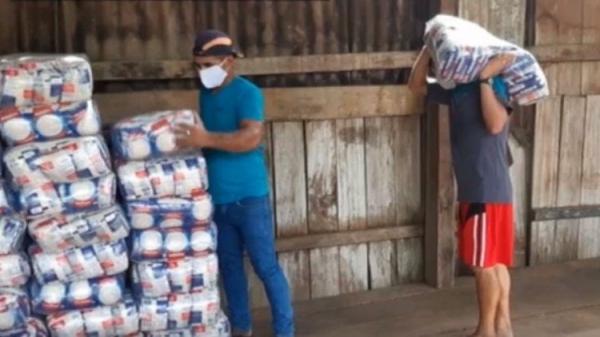Igreja ajuda famílias da Amazônia boliviana