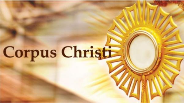 Confira a programação especial em tempos de pandemia da festa do Corpo de Deus na Paróquia da Sagrada Família