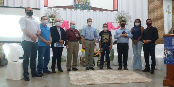 Paróquia Sagrada Família realiza estudo da Campanha da Fraternidade Ecumênica 2021