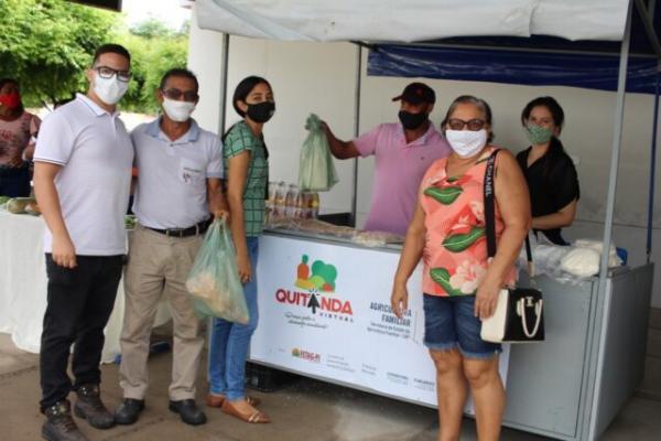 Sindicato dos Trabalhadores Rurais lança Feira da Agricultura Familiar em Oeiras