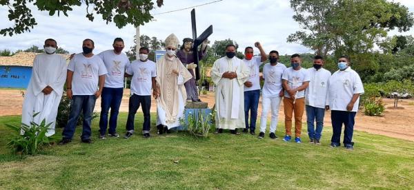 Fazenda da Esperança de Oeiras realiza celebração do Crisma