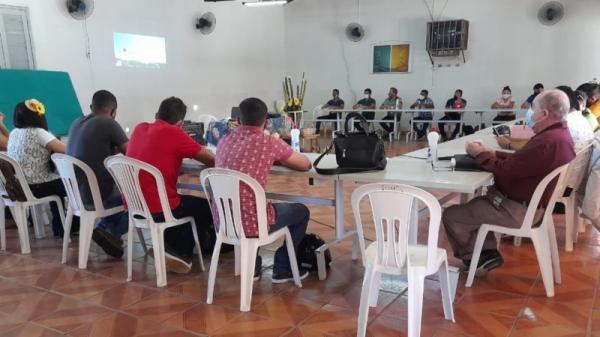 Fundação Dom Edilberto promove formação de monitores da base técnica das Escolas Família Agrícola