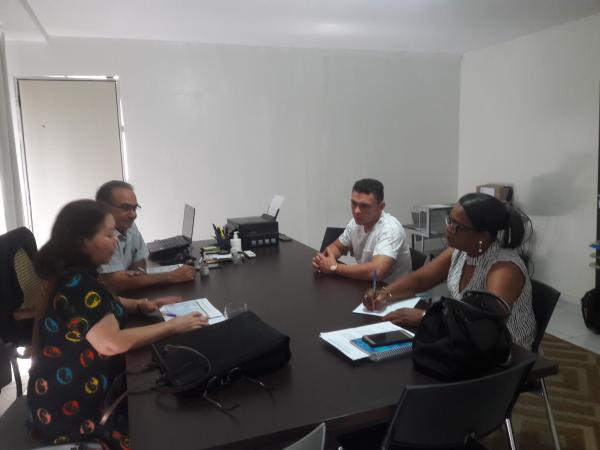 CEFAS e Fundação Visão Nordeste apresentarão projeto junto ao IBAMA
