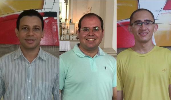Diocese de Oeiras ordenará três novos Diáconos