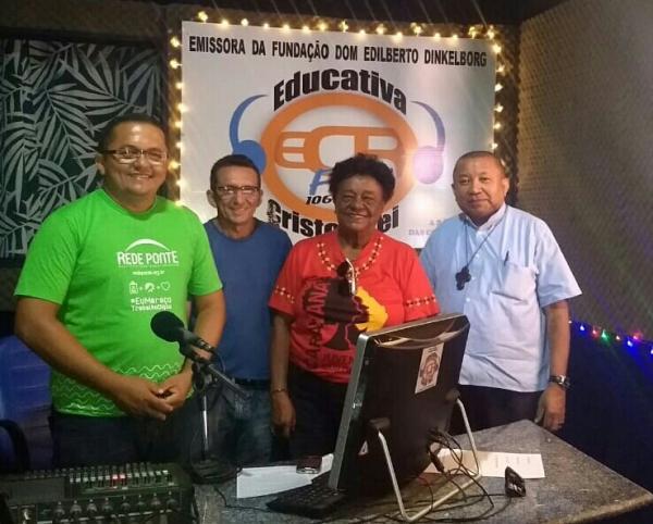 Rádio Cristo Rei realiza Roda de Conversa sobre Dia da Consciência Negra