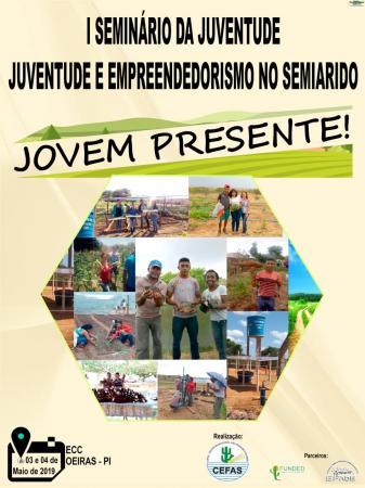 Documentário I Seminário de Juventude e Empreendedorismo!